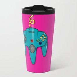 N64 Controller Travel Mug