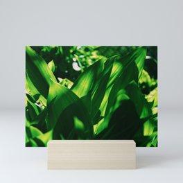 Lurking around Mini Art Print