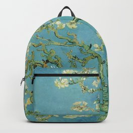 Almond Blossom by Vincent Van Gogh (1890) Backpack