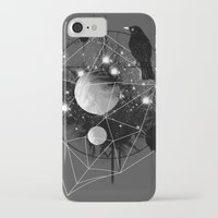 iPhone Cases featuring Cruel and Beautiful World by dan elijah g. fajardo