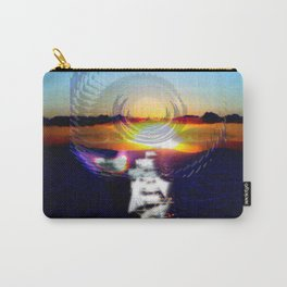 never feel alone Carry-All Pouch