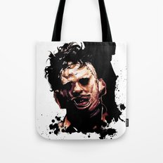 Leatherface: Monster Madness Series Tote Bag