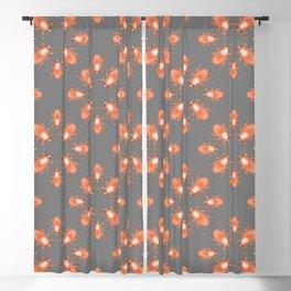 Copper Beetle Blackout Curtain
