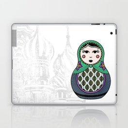 Ms. Matryoshka #1 Laptop & iPad Skin