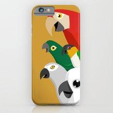 Loud Parrots Slim Case iPhone 6s