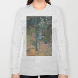 Paul Gauguin - The Bathers Long Sleeve T-shirt