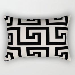 Greek Key Rectangular Pillow