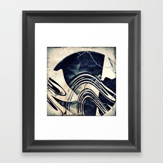Print #II Framed Art Print