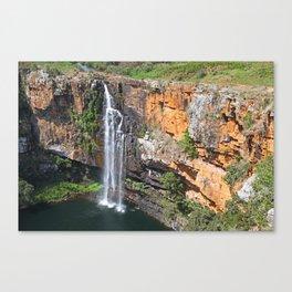 Beautiful Berlin Falls, South Africa Canvas Print