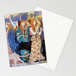 Eugène Grasset - Harmony Stationery Cards