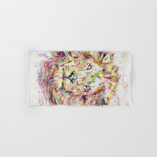 Lion // Tarmuk Hand & Bath Towel