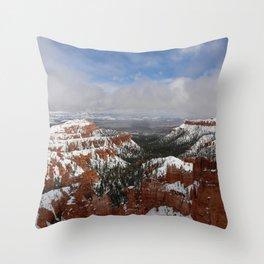 Bryce Canyon 2019 Throw Pillow