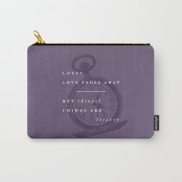 P + R Love Carry-All Pouch