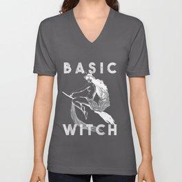 Basic Witch Unisex V-Neck