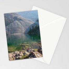 Window Mtn Lake Stationery Cards