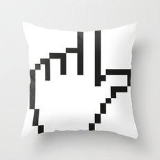 Loser Throw Pillow