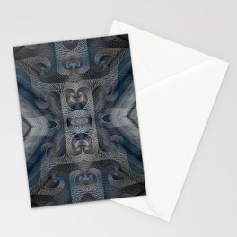 Crystal Glass Stationery Cards