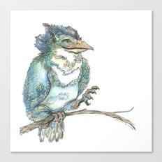 Dragon Bird Canvas Print