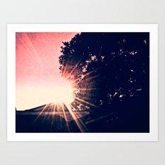 My Little Sunshine Art Print