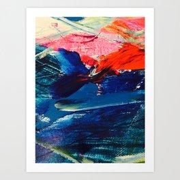 Color Zone Art Print