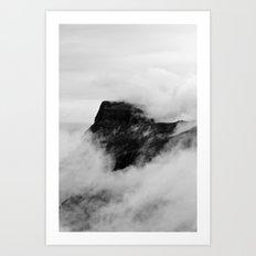 Føroyar islands Art Print