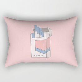 Ode to Viceroy Rectangular Pillow