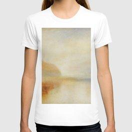 """J.M.W. Turner """"Inverary Pier, Loch Fyne- Morning"""" T-shirt"""