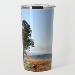 Barossa Valley Autumn Sunshine Travel Mug