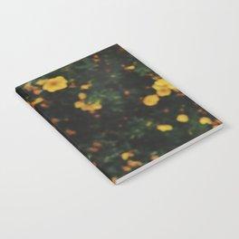 Yellow Blur Notebook