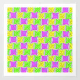 Pattern You Art Print