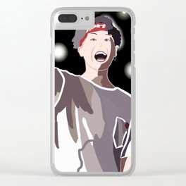 Love Yourself Tour Yoongi Clear iPhone Case