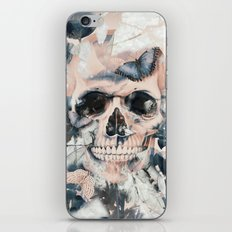 SKULL 4 iPhone & iPod Skin