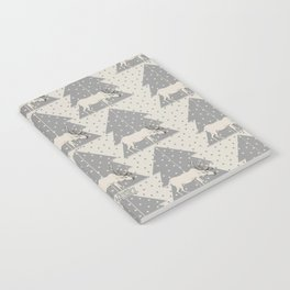 Pattern Reno Notebook