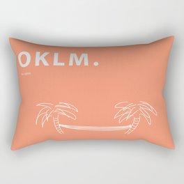 OKLM Rectangular Pillow