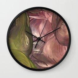 Nik E Wall Clock