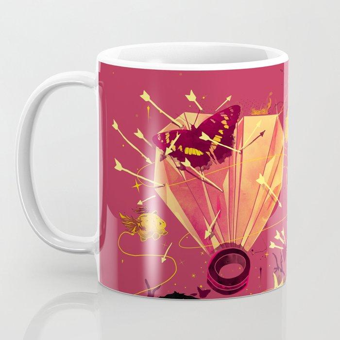 2 Hearts 2 Love Coffee Mug