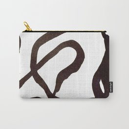 Radom Lines Carry-All Pouch