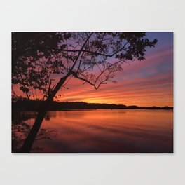 Little Tennessee River Canvas Print
