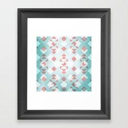 Water Hyacinth Framed Art Print