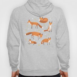 Red Foxes Hoody
