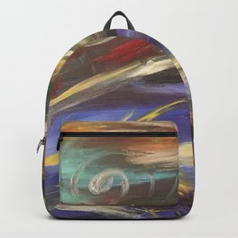 Colors in the Wind Backpack