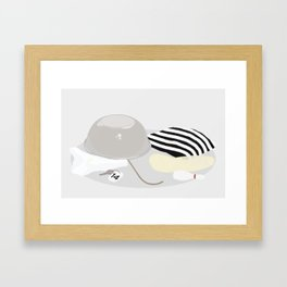 2014: Great Prison Escape Framed Art Print