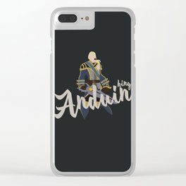PEOPLE of AZEROTH: Anduin Clear iPhone Case