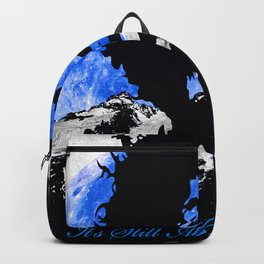 IT'S STILL ABOUT THE MUSIC Backpack