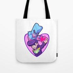 JJBA :: Josuke and Crazy Diamond Ver.2 Tote Bag