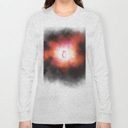 Beginning or Implosion Long Sleeve T-shirt