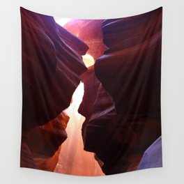 A Colorful Symphony In Stone Wall Tapestry