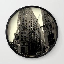 New York Wall Clock