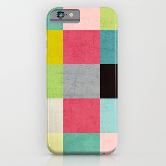 color block II iPhone & iPod Case