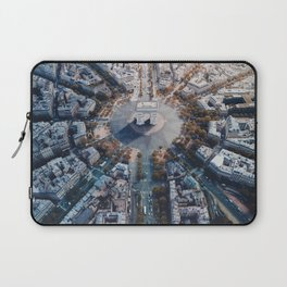 Arc De Triomphe, Paris Laptop Sleeve